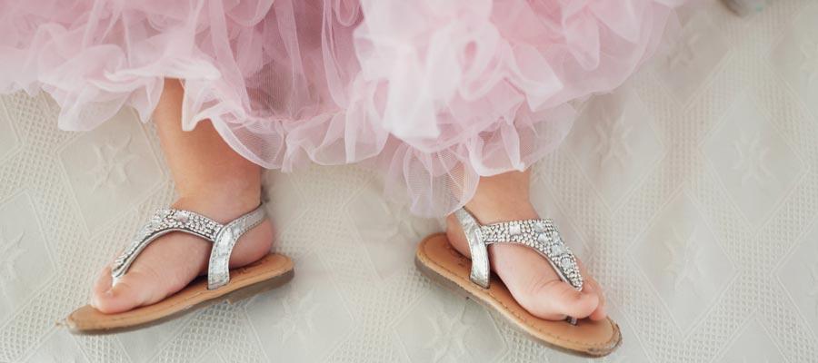 sandales filles