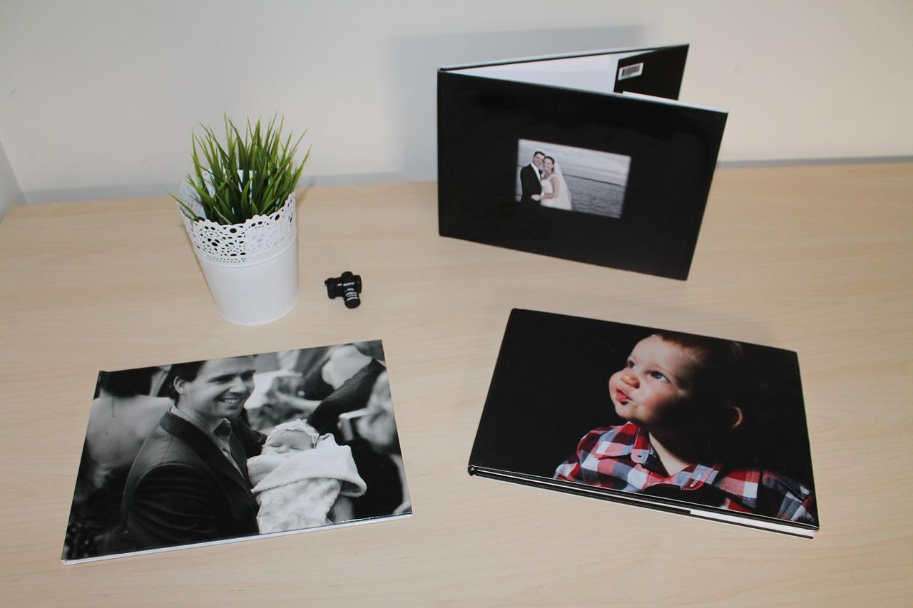 Livre Photo bébé