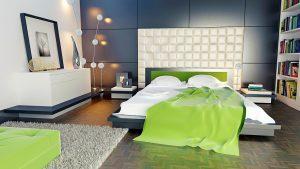 Comment décorer une chambre d'adulte?