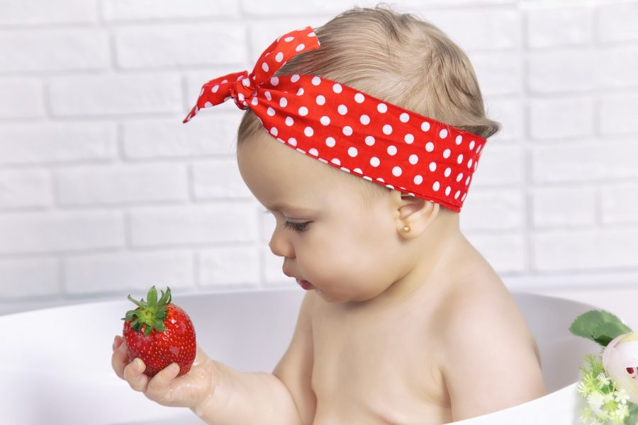 produits toilette bebe naturel