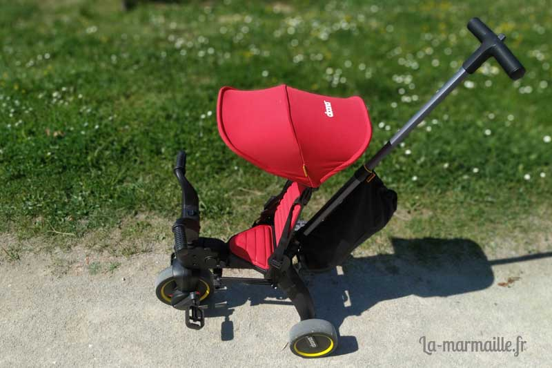 avis tricycle doona évolutif