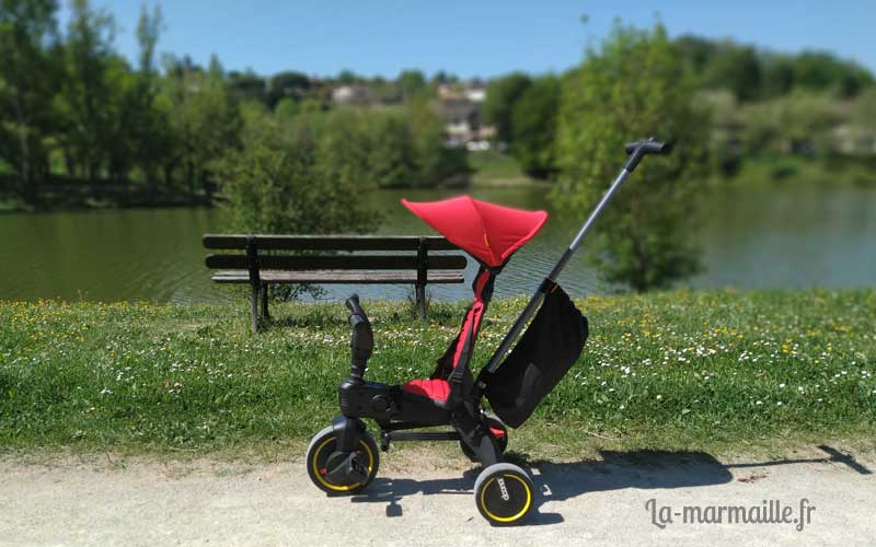 avis tricycle doona liki trike s3