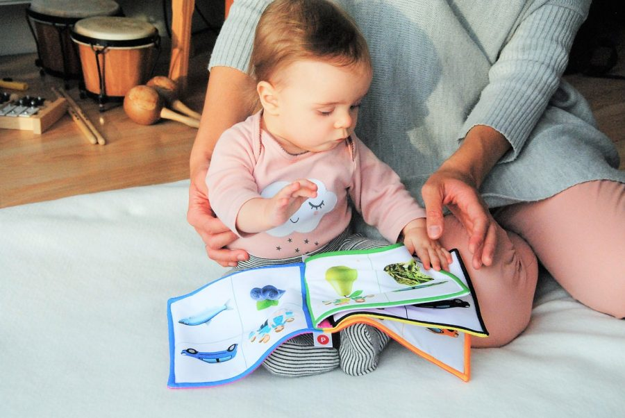 langage des signes bebe