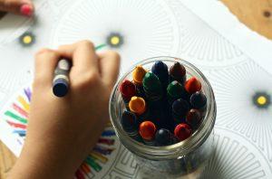 Le coloriage : une activité pédagogique et fun !
