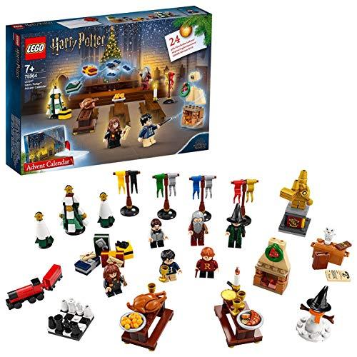 Calendrier de l'avent Harry Potter Lego