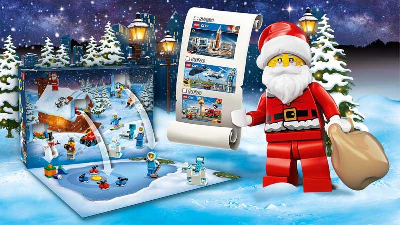 Calendrier Lego Friends 2019.Calendrier De L Avent Lego 2019 Selection Prix Et Avis