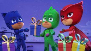 Les pyjamasques: Sélection de jouets, déguisement et déco