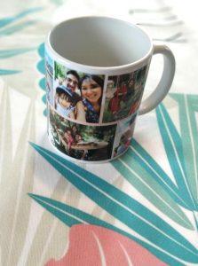 tasse photo personnalisee mug
