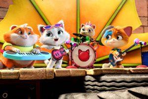44 chats : dessin animé, jouets, … tout ce qu'il faut savoir