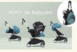 YOYO2 avis sur la nouvelle poussette de Babyzen