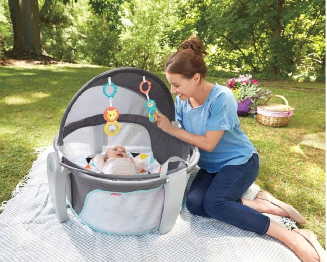 Fisher Price Baby Beach Tent