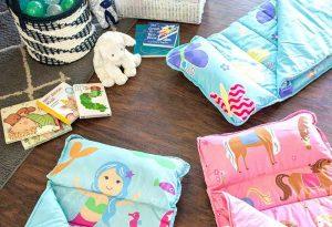 Quel sac de couchage choisir pour un enfant ?