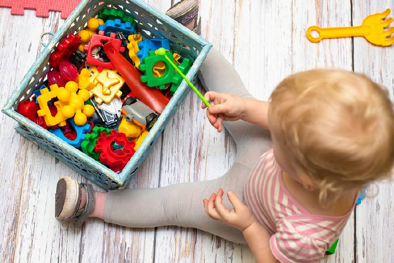 Comment nettoyer les jouets
