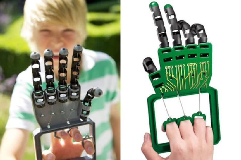 4m de main de robot kidzlabs