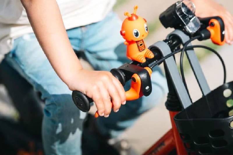Les meilleurs cadeaux et jouets pour robots : B Cloche à vélo pour robot jumeau