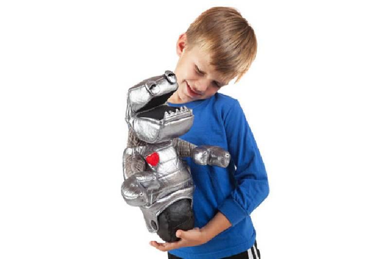 Meilleurs jouets et cadeaux pour robots : Folkmanis Robot Marionnette