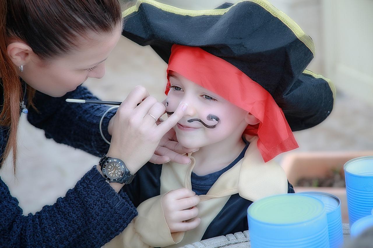deguisement maquillage enfant