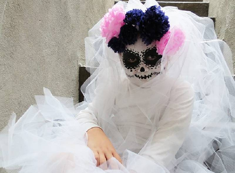 costume mariee halloween