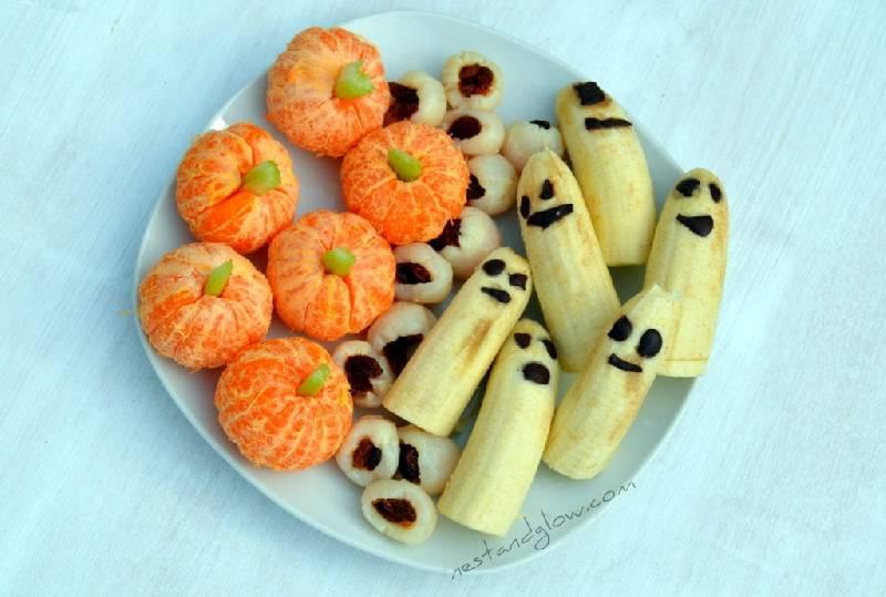 fruit halloween