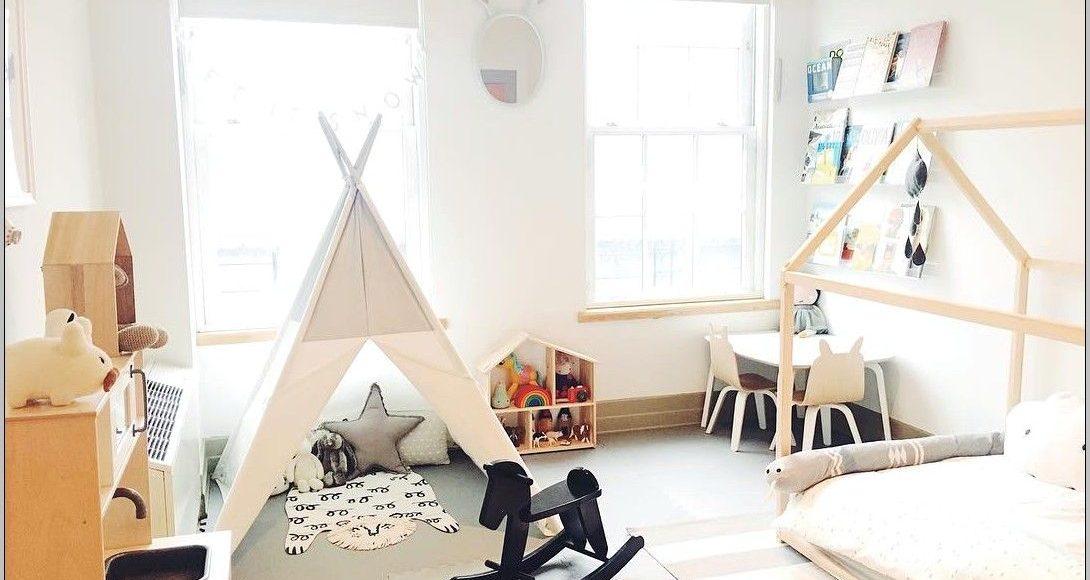 chambre montessori