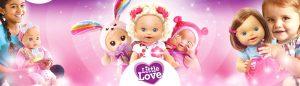 Poupée Little Love avis sur les poupées Vtech interactives