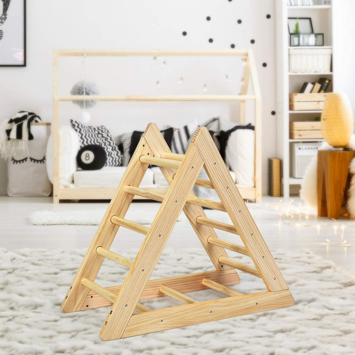 Triangle pikler montessori