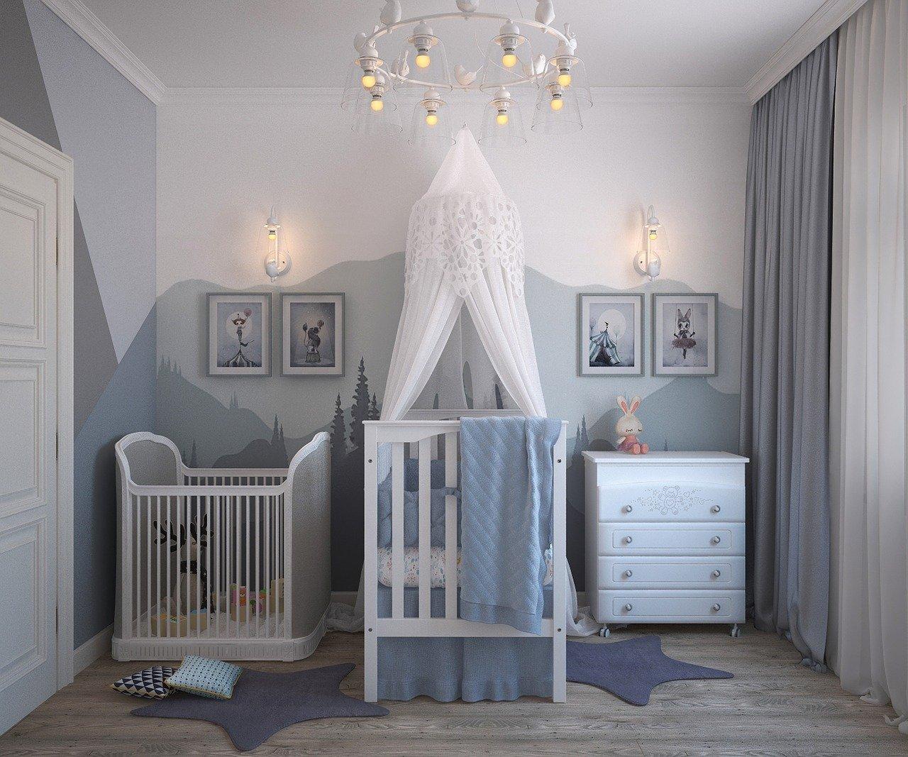 matelas bebe chambre