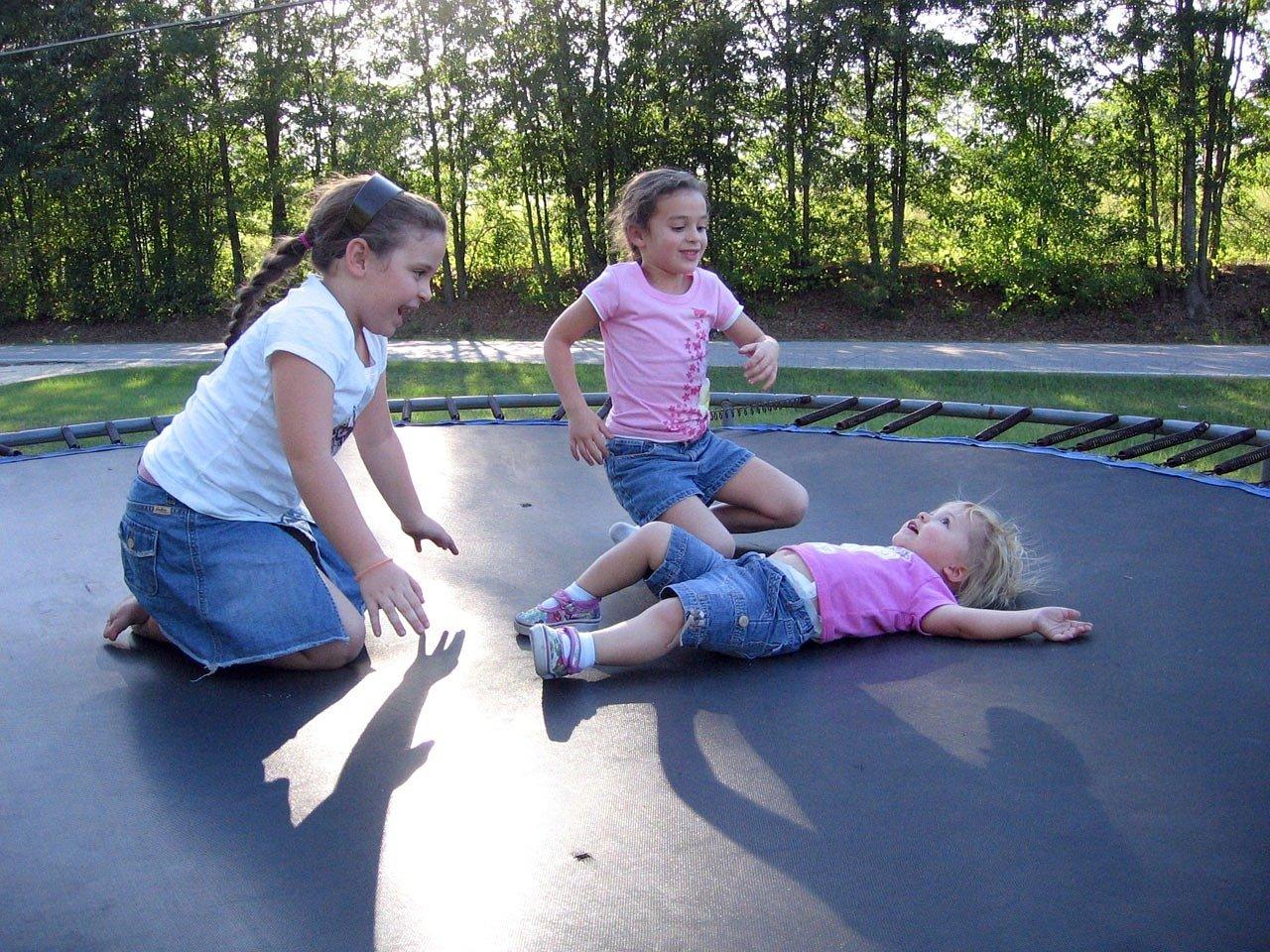 bienfait trampoline enfant