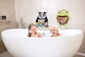 Rangement jouet de bain : TOP 10 des meilleures solutions