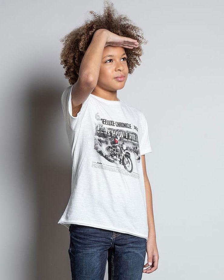 choisir t-shirt garçon