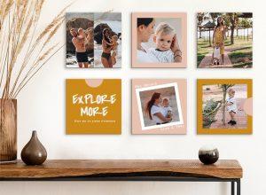 Déco avec des photos : idées et inspirations