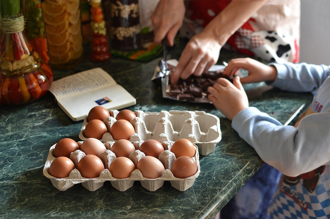 apprendre à cuisiner enfant